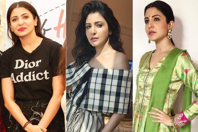 Anushka Sharma Promotional Styles