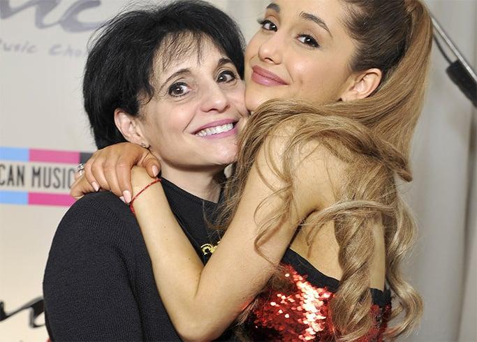 Ariana Grande Family Details
