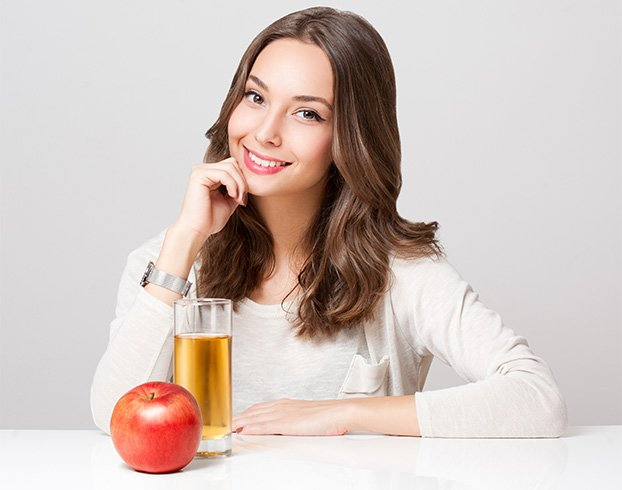 Beauty Benefits Of Apple Juice