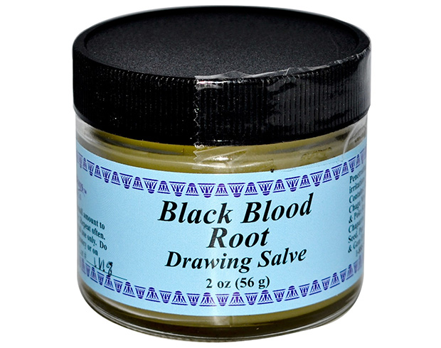 Black Bloodroot Drawing Salve for Cyst