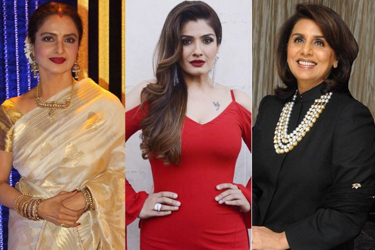Bollywood Actresses Anti Ageing List