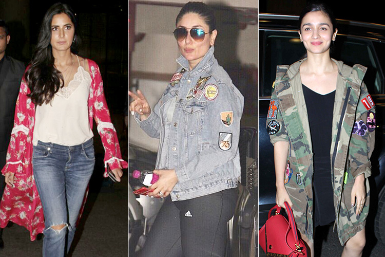 Bollywood Inspired Jacket Trends