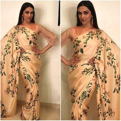 Deepika Padukone at Padmavati Promotions