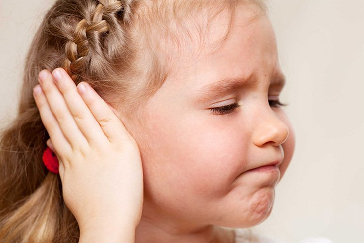 Earache in Children