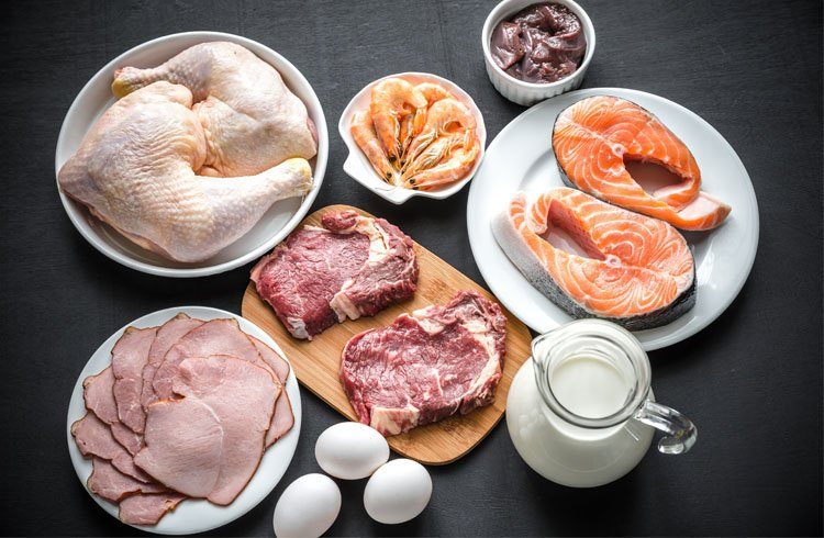 Eggs And Lean Meats