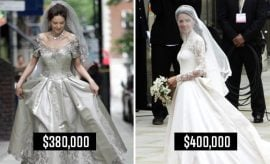 Expensive Celebrity Wedding Dresses