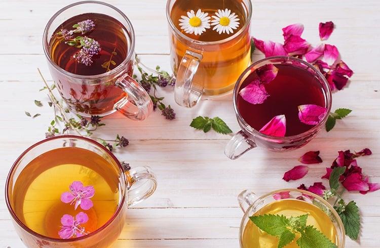Herbal Tea Hair Dye