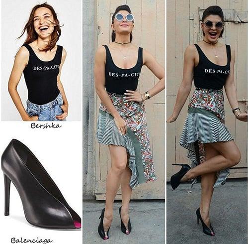 Jacqueline Fernandez Fashion