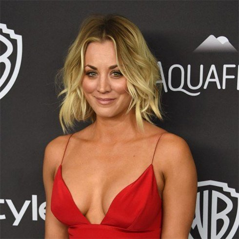 Kaley Cuoco Height