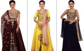 Kalki Fashion Anarkali Styles