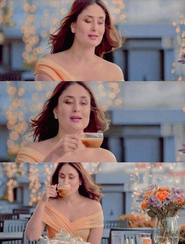 Kareena Kapoor Tea Ad