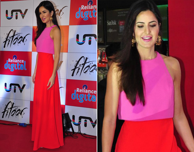 Katrina Kaif During Fitoor Promotions