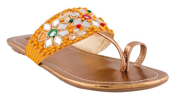 Kohlapuri Footwear