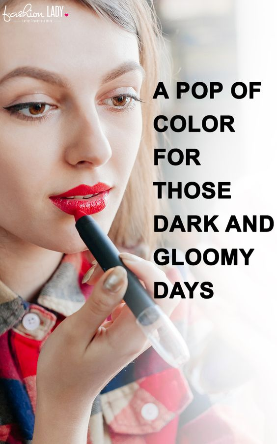 Lipsticks For Monsoon
