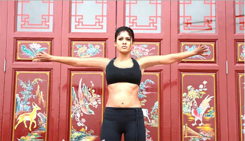 Nayanthara Weight Loss
