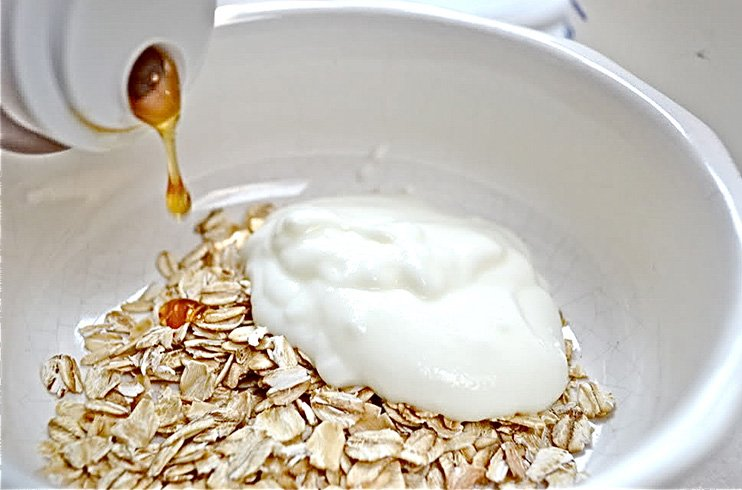 Oats and Yogurt