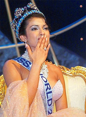 Priyanka Chopra Missworld