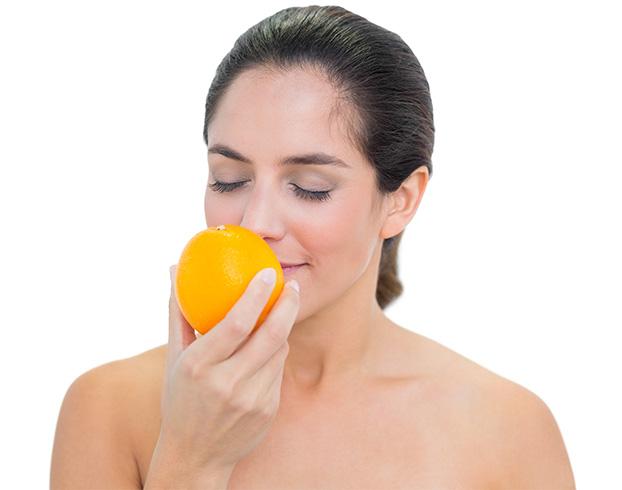 Smell an Orange
