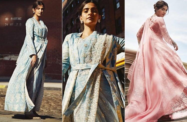 Sonam Kapoor Bridal Styles