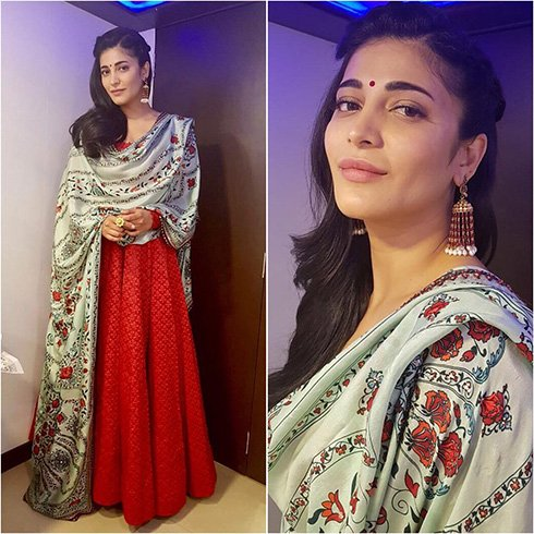 Sruthi Haasan in Am Pm Fashions
