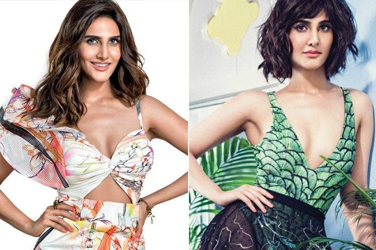 Vaani Kapoor on Cosmopolitan July 2017 Cover
