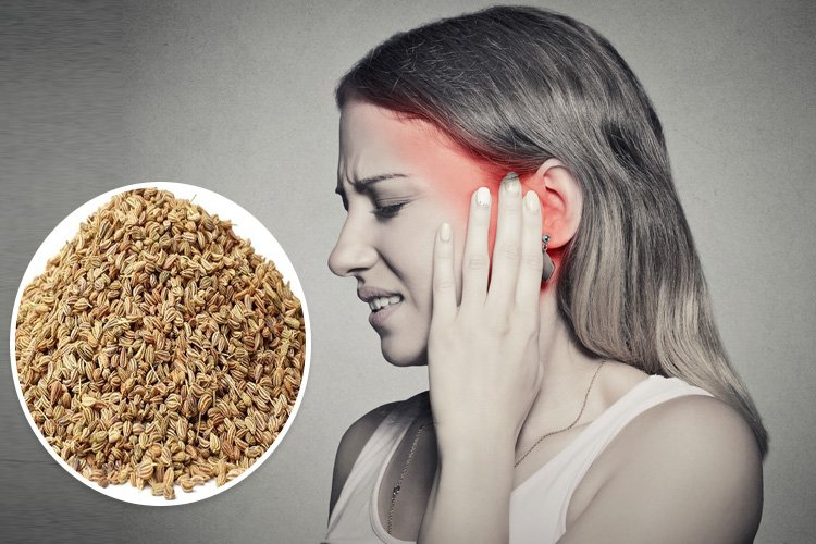 Ajwain for Ear Pain