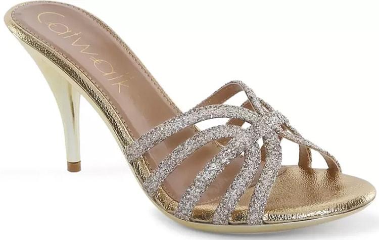 Catwalk Women GOLD Heels