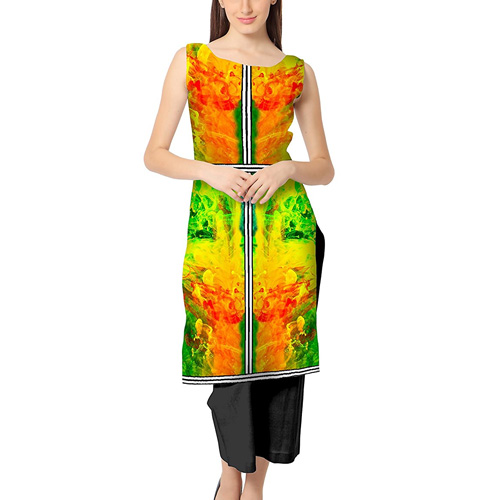 Independence Day Special Kurti