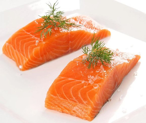 Salmon for Asthma