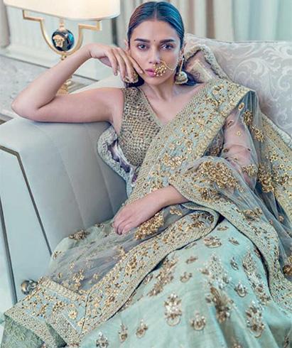 Aditi Rao Magazines