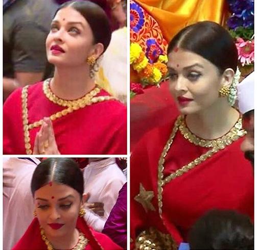 Aishwarya Rai Designer Outfit