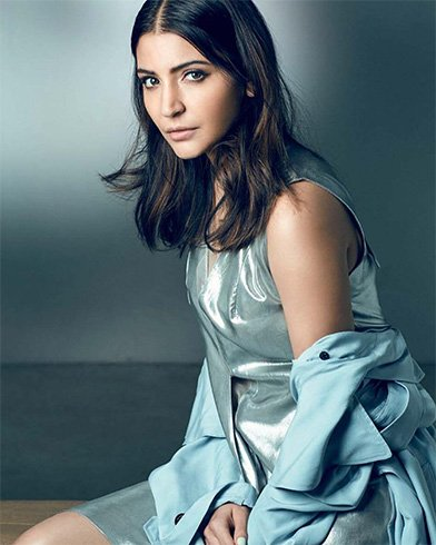 Anushka Sharma on Filmfare