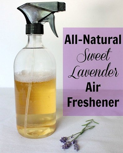 As a Non-Toxic Air Freshener