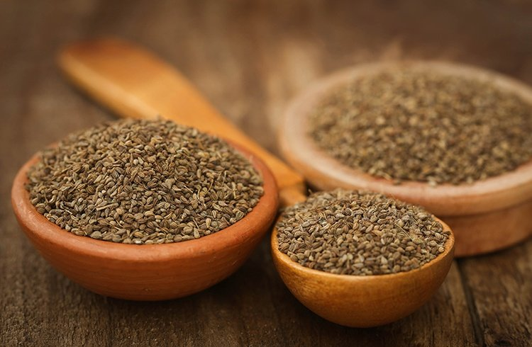 Benefits of Ajwain Seeds