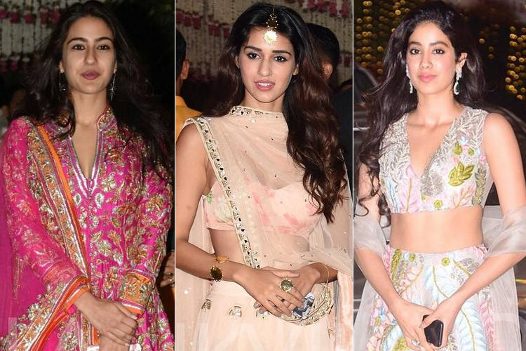 Bollywood Celebrities At Ganesh Chaturthi