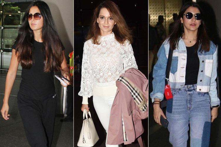 Bollywood Divas Travel Fashion