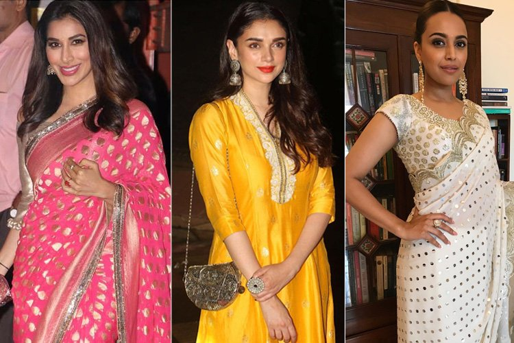 Celebrities at Ganesh Chaturthi Festivities
