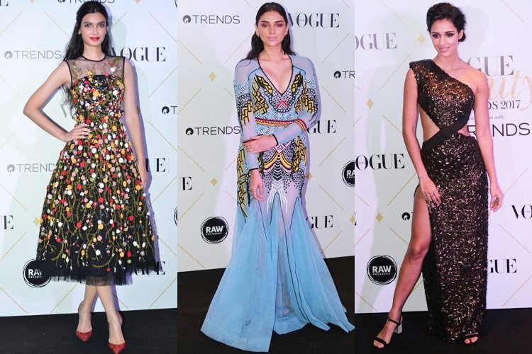 Bollywood Divas Chose To Go Minimal At The Vogue Beauty Awards