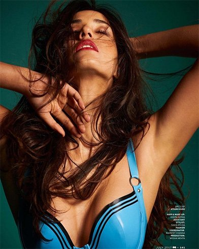 Disha Patani on GQ