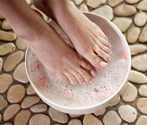 Epsom Salt Recipes for Soaking Foot