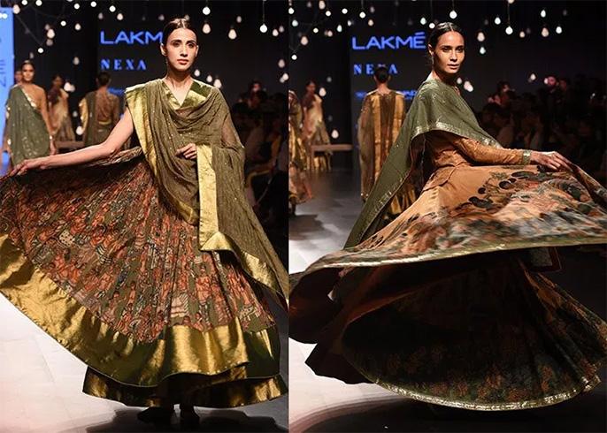 Gaurang Shah LFW 2017 Collections