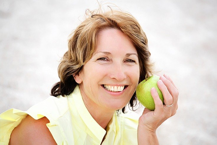 Green Apples Anti aging