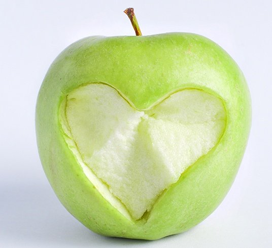 Green Apples Regulates Cholesterol