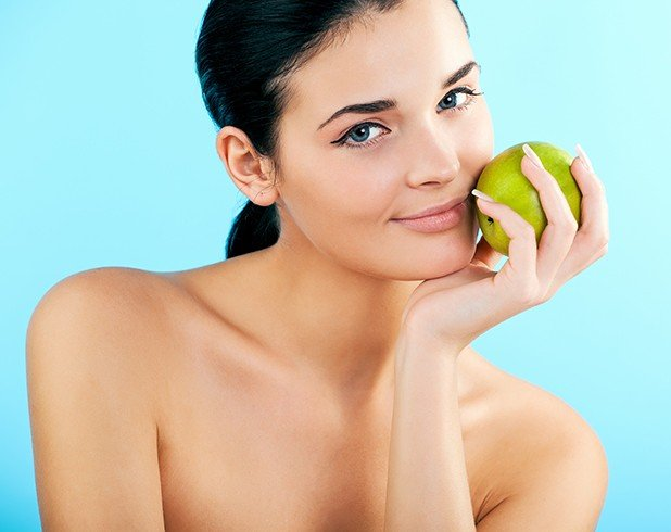 Green Apples Regulates For Skin