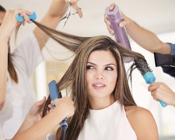 Hair Smoothening Vs. Hair Rebonding