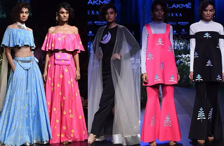 House of Masaba LFW 2017 Collections