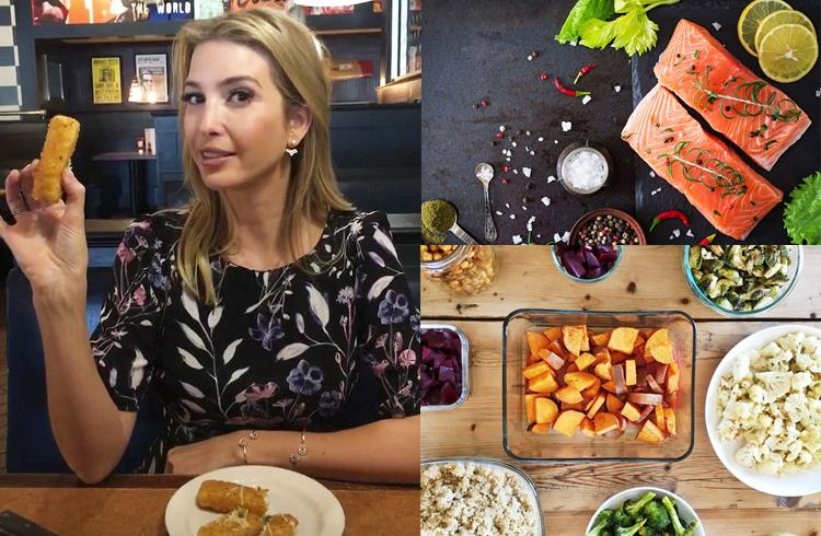 Ivanka Trump Diet