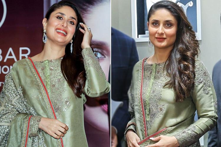Kareena Kapoor at Store Launch