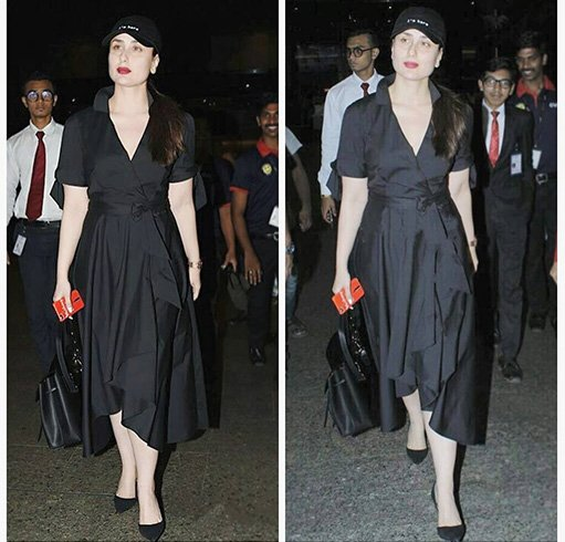 Kareena Kapoor Best Of Airport Looks