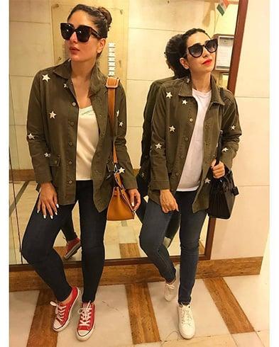 Kareena Kapoor Casual Style